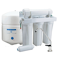 Classic 6 Stage Pumped Reverse Osmosis Water Filter